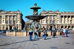 Fountain of River Commerce and Navigation (dorameulman) Tags: paris france fountain streetscene streetscape streetshot dorameulman thefontainesdelaconcorde