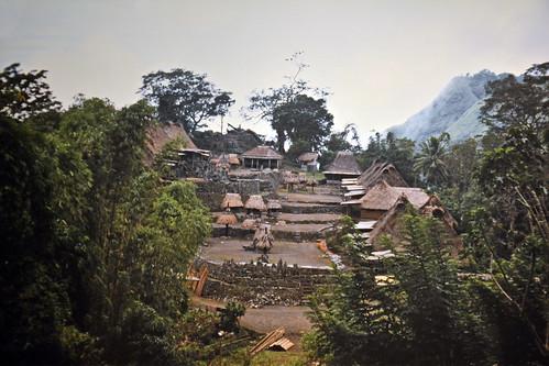 Indonesia - Flores - Bena Village - 2