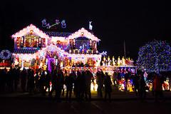 [359/365] (a.has) Tags: christmas nyc newyorkcity sky ny newyork night canon random 365 moment thebest niz t3i 2013 lessthan3 colorsofthenight paintingwithlightandshadows 3652013 xmas13 365v3 2013inphotos