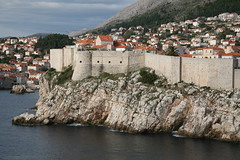 Old Dubrovnik Fortifications
