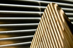 Blind Board (Richard Le Sauvage) Tags: shadow cooking kitchen canon blind board chopping