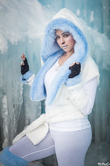 Ice Castles 2014 (Torremitsu) Tags: blue white cold castles love ice costume colorado cosplay freezing breckenridge cosplaygirl weneals