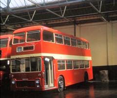 UBL243G (21c101) Tags: 1969 bristol reading busgarage 502 ecw thamesvalley vrtsl6g bristolvrtsl6g ubl243g