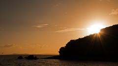 Sunset - Jost Van Dyke