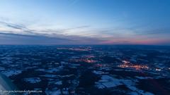 Herkimer Illion Frankfort Utica (george.m.hernandez) Tags: winter snow flying vermont cross country hamilton flight newhampshire centralnewyork aerialphotography cessna laconia cessna140