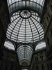 Glass dome of Galleria Umberto, Naples, Italy (bonnieshappell) Tags: italy glass dome naples galleriaumberto