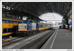 VolkerRail 203-3 - Haarlem - 51920 (02-03-2014) (Vincent-Prins) Tags: haarlem v100 2033 bds volkerrail 51920