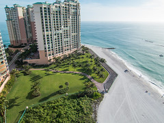 Blue Sky - Aqua Water - White Sand - Cape Marco Florida (Wind Watcher) Tags: blue white kite green sand unitedstates florida cape marco kap marcoisland dopero windwatcher
