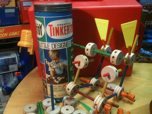 TinkerToys by JeepersMedia, on Flickr