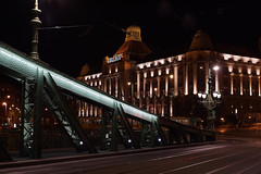 Budapest, Gellert hotel_01 (Jan Thomas Landgren) Tags: city night hungary sony budapest sonya77 sonyalphaa77