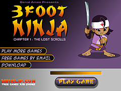 3呎忍者(3 Foot Ninja)