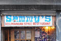 Sammy's Roumanian Style Restaurant (Triborough) Tags: nyc newyorkcity ny newyork sign les manhattan lowereastside newyorkcounty