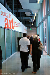 BFA Cultural Tour 4-11-2014 (jrleshinsky) Tags: new urban house art museum river for george village fort african library fat performing arts young culture center science business research american hollywood lauderdale division museums stomp bonnet discovery brew cultural broward gadson artserve aarlcc