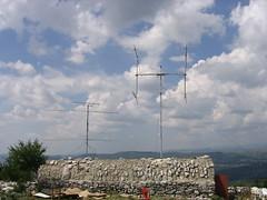 IMG_5430 (T.J. Jursky) Tags: 2009 antena bunker clouds contest croacia dalmacia europe hot malacka pics radioamateur tour hamradio kastela dalmatia