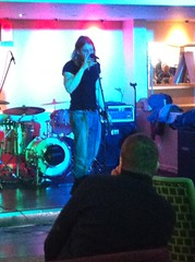 """Will Wilde Band at the Boogaloo Promotions Blues Weekend Lakeside January 2012 • <a style=""""font-size:0.8em;"""" href=""""http://www.flickr.com/photos/86643986@N07/13855422405/"""" target=""""_blank"""">View on Flickr</a>"""