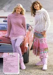 Sabrina2005-09b (Homair) Tags: sabrina wool sweater fuzzy mohair tneck gedifra