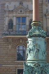 Rathaus (Jean-Louis Breisach) Tags: deutschland outdoor hamburg hambourg reise hansestadt