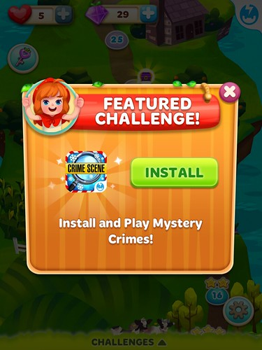 Fruit Splash Mania Cross Promotion: screenshots, UI