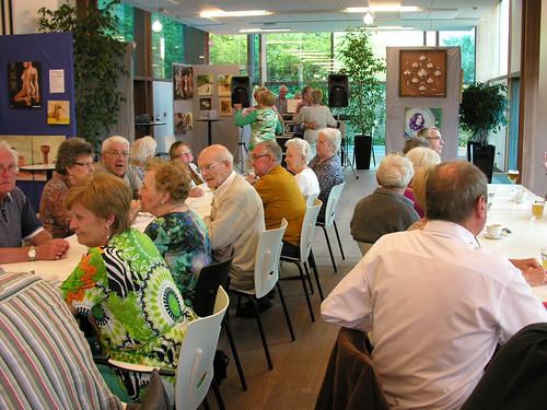 Koffietafel voor Moederdag in Zonneheem © Antheunis Jacqueline