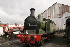 Lambton Tank No.29 (LMSlad) Tags: tank great central railway 29 gala loughborough lambton swithland