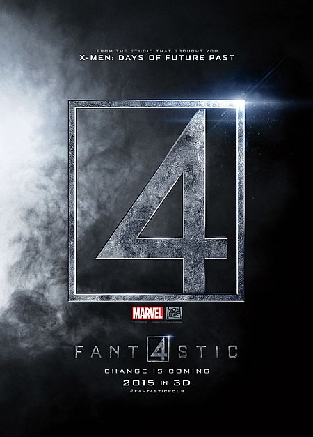 FANTASTIC FOUR Trailer Is Here!