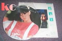 ( 中森明菜 ) Seventeen  Picture Disc
