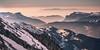 Montagnes dans la brume (stephane_p) Tags: mountain montagne alpes 2008 pentaxart