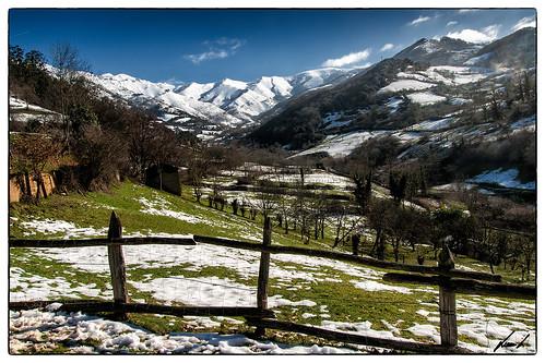 Hacia El Barranco De Valbuena