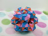 20 Cuboctahedra II (hyunrang) Tags: star origami dodecahedron hur cuboctahedron knotology starhole paperstirp