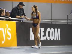 Katarina Johnson-Thompson, High Jump (Dave_Johnson) Tags: athletics sheffield eis highjump englishinstituteforsport katarinajohnsonthompson britishathletics indoorchampionship