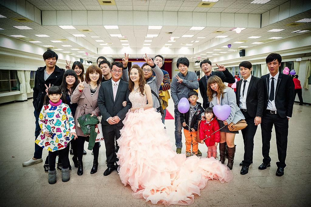 明政&安琳Wedding-335