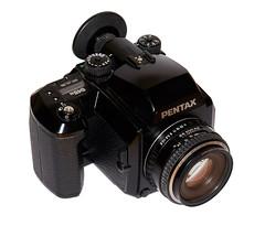 Pentax 645N (wolf4max) Tags: slr film pentax filmcamera professionalphotography pentax645 analoguephotography 645n pentax645n mediumrange photographypentax