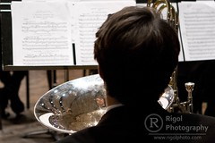 NOVO Presents - Under the Mistletoe (some NOLA) Tags: music concert louisiana percussion neworleans performance orchestra loyola strings volunteer brass woodwinds