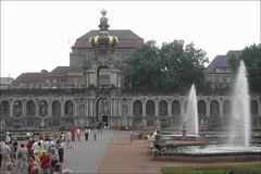 Dresden - Best Off (Alf Igel) Tags: night germany deutschland dresden zwinger bombing elbe semperoper