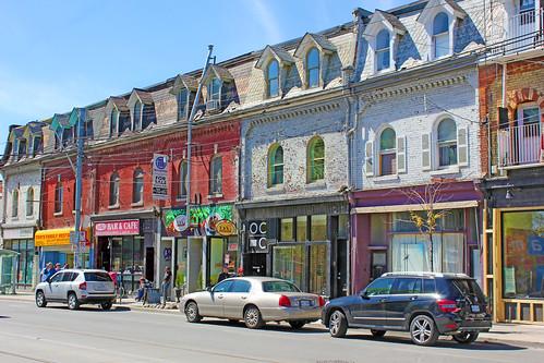 Queen West - Toronto by Gunnshots, on Flickr