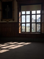 Long shadows, Examination School (breakbeat) Tags: light window silhouette university afternoon shadows oxford conference examinationschool