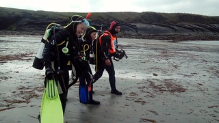 White Strand Wild Atlantic Way Dive Academy