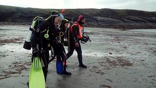 White Strand Wild Atlantic Way Dive Academy