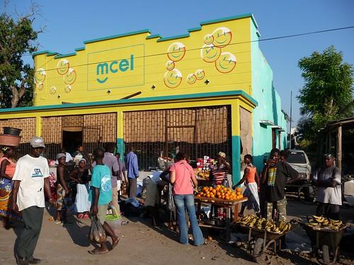 Vilanculos market