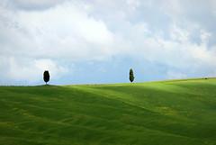 (claudiophoto) Tags: green nature landscape natura unesco hills explore tuscany toscana valdorcia colline paesaggiitaliani tuscanylandscape italianhills fototoscana tuscanyimagy