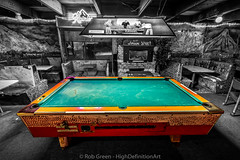 Java-Jive-Pool-Room-Color (Rob Green - SmokingPit.com) Tags: old school light bw white black game building beer coffee colors pool architecture bar night speed canon way table java washington neon slow angle wine tea dusk mark vibrant room south low tripod wide bob landmark historic grill spirits pot gaming liquor ii tavern 7d shutter land wa billiards tacoma jive splash ultra f28 bobs 10mm robgreen rokinon