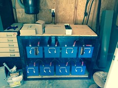Camy PV Batteries - 1 (PowerHouse Solar) Tags: backup solar acid battery phs lead batteries pv powerhouse camy