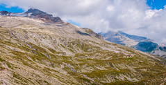 Zillertal_058  Olpererhtte (wenzelfickert) Tags: sky cloud mountains landscape austria tirol sterreich hiking himmel wolken berge trail alpen wandern zillertal wanderweg olperer zillertaleralpen olpererhtte bergmassiv