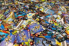 Following instructions (ranzino) Tags: toys us unitedstates lego pennsylvania books pa instructions oaks booklets phoenixville legoconvention greaterphiladelphiaexpocenter