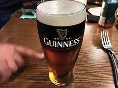 Bottoms Up! - The Perfect Guinness. (Polterguy30) Tags: beer beers drink random guinness drinks guinnessbeer