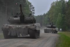 SETC_Poland (7th Army Training Command) Tags: by germany army bavaria us soldiers slovenian grafenwoehr tsae 7tharmy jmtc situationaltrainingexercise combinedarmstraining spcnathanaelmercado slovenian3rdcompany tankcompetition2016