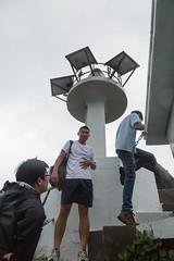 3 Immortals Lighthouse (jjthandcd) Tags: ocean travel bridge rock island arch taiwan adventure immortal sanxiantai eightarchesbridge 3immortals
