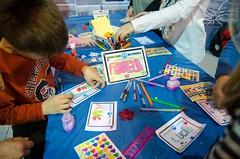 Mercazoco Febrero Gijón Feria de Muestras taller infantil
