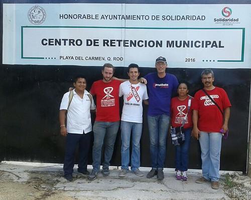 1st National Testing Marathon Mexico