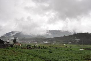 dieng plateau - java - indonesie 14